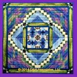 Blue Hydrangea, Nancy Buhl design