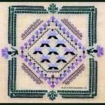 Lily pad, Lynne Tomlinson design