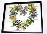 Berry Wreath, Elsa Williams Design