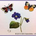 violets, trish burr