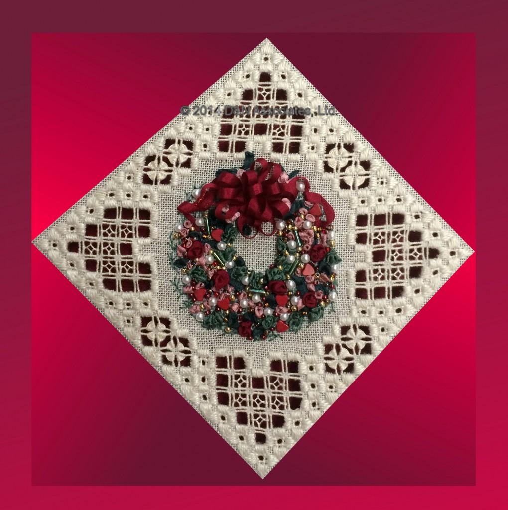 Christmas Wreath Sampler