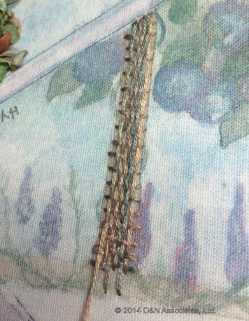 Wisteria Arbor Trunk
