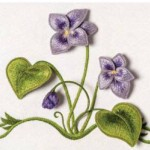 Issue 82 Sweet Violets