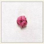 Silk Ribbon Stitch Palestrina Knot