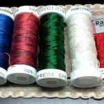 Threads for Strawberry Bellpull