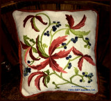 Elsa Williams Fall Pillow