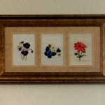 Framed long-short trio