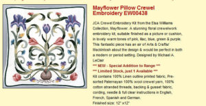 Mayflower description