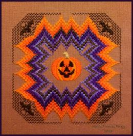 Halloween Bargello